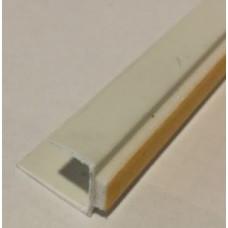 Profils PVC J-13 Pašlīmējoša 3m